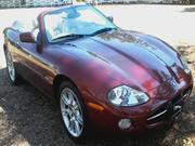 Jaguar 2001 Jaguar XK8 Base Convertible 2-Door