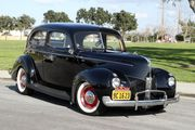 1940 Ford Standard Tudor Stock